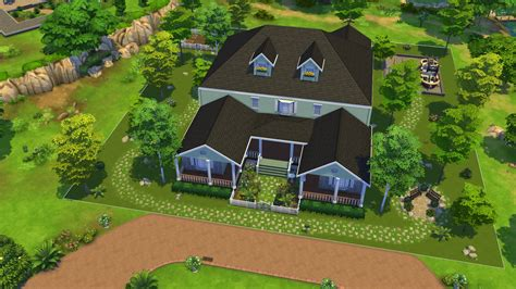 when was the first house built my first house ever built the sims forums