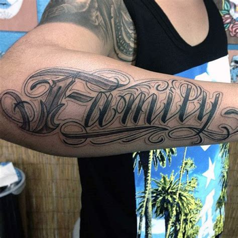 family tattoo ideas for guys 100 family tattoos for men commemorative ink design ideas