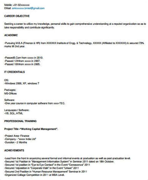 Resume Technical Skills by 10 Sle Technical Skills Resume Sle Templates