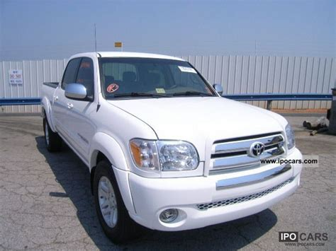 2002 Toyota Tundra Towing Capacity 2005 Toyota Tundra Specifications Ehow Ehow How To Autos