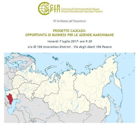 di commercio italo russa le iniziative della di commercio italo russa nel