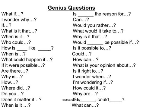 10 smart leadership questions for 2010
