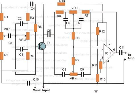 simple home theater circuit explained