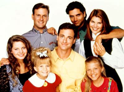 the cast of full house the full house media the full house cast