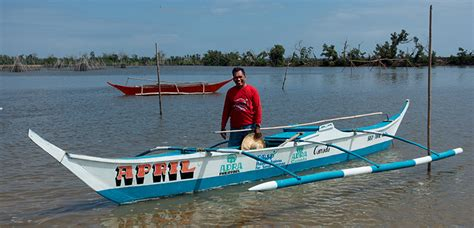 small fishing boat in the philippines in the philippines adra canada