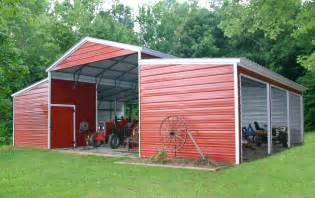 Metal Barns Barns Metal Steel