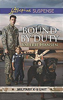 bound  duty military   unit   valerie hansen