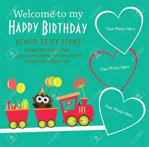 invitation cards for kids birthday cards design