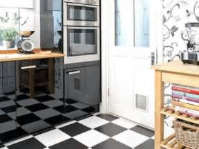 miraculous small modern black and white kitchen floor my