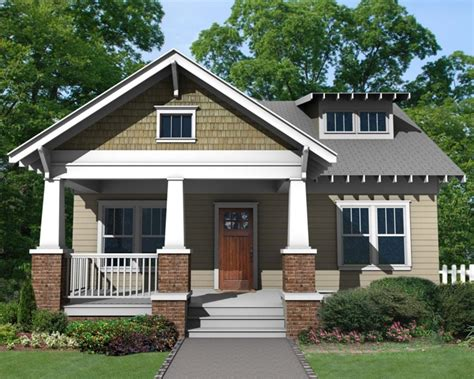 bungalow house plans with front porch 3 bedroom 2 storey craftsman house plan ramshorn