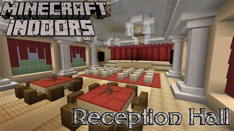 event design classes nyc minecraft indoors interior design reception hall youtube
