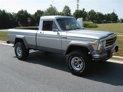 Jeep J10 For Sale 1981 Jeep J10 1981 Jeep J10 For Sale To Buy Or Purchase