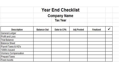 Plan A Bookkeeping Business From Home With Great Name Accounting Checklist Template
