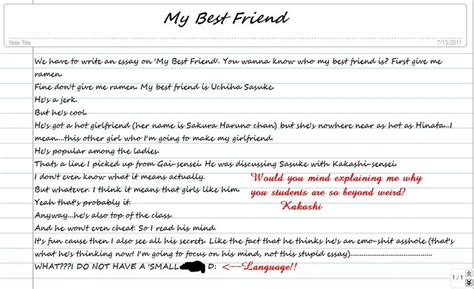 Image result for essays about best friends