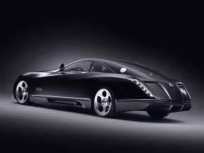 Bugatti Exelero Sports Cars Maybach Exelero V12 Biturbo