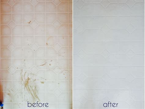 bathroom tile coating a bathroom tile makeover with paint ramshackle glam