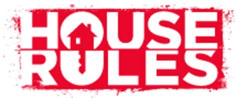 house rules tv show house rules australian tv series wikipedia