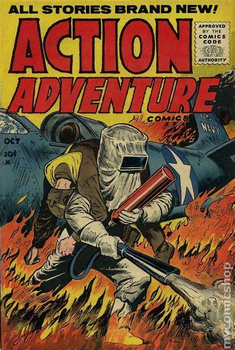adventure picture books adventure 1955 comic books
