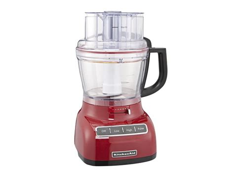Which Kitchenaid Food Processor Is The Best Kitchenaid Kfp1333 Food Processor Chopper Consumer Reports