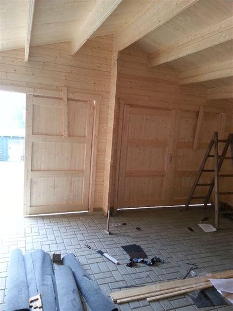 werkstatt im gartenhaus doppelgarage mit werkstatt loopele