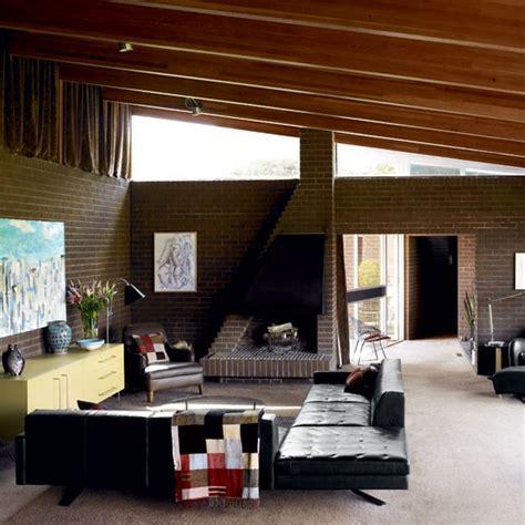 mid century inspired bungalow