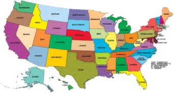 color my us map us map to color clipart best