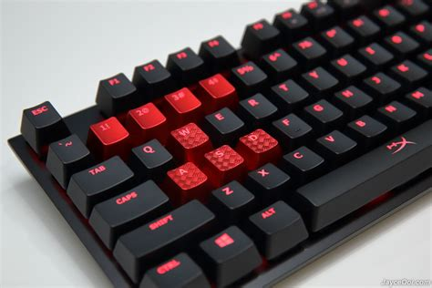 Keyboard Gaming Hyperx hyperx alloy fps mechanical gaming keyboard review jayceooi