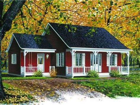 Small House Plans Porches Small Cottage Cabin House Plans Small Cottage House Kits