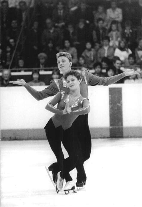 Mandy Pairs Up With Coach by Oleg Vasiliev Figure Skater