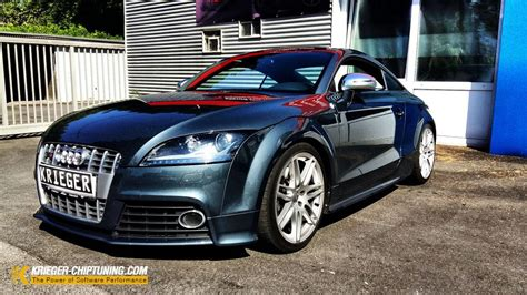 Audi Tts Tuning by Audi Tts 2 0 Tfsi Chip Tuning In Nrw