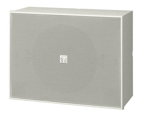 Speaker Toa Bs 1030b bs 678 toa corporation