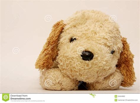 puppy doll friendly and cheerful doll stock photography image 29494862