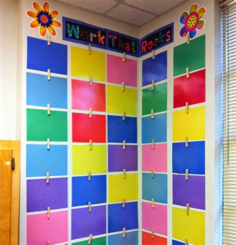 wall decoration for preschool classroom how teachers can conquer their cement classroom walls