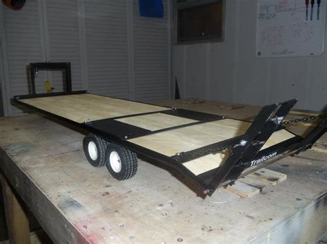 how to make a custom rc boat trailer attachment browser long black gooseneck trailer jpg by
