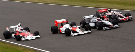 wallpaper f1 classic mclaren formula 1 four classic mclarens fly at silverstone
