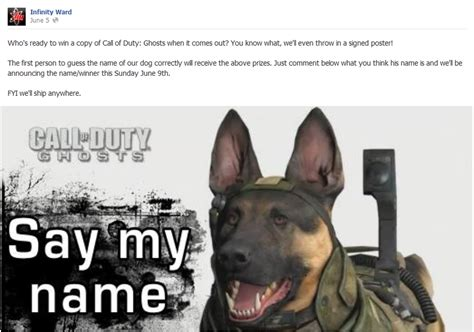 Call Of Duty Dog Meme - image 557893 call of duty dog know your meme