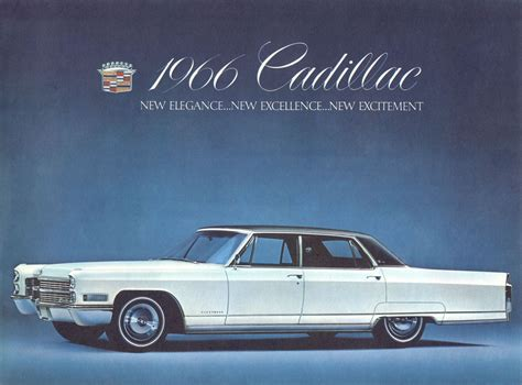 old cars and repair manuals free 2010 cadillac dts engine control car brochures 1966 cadillac brochure page 01 jpg