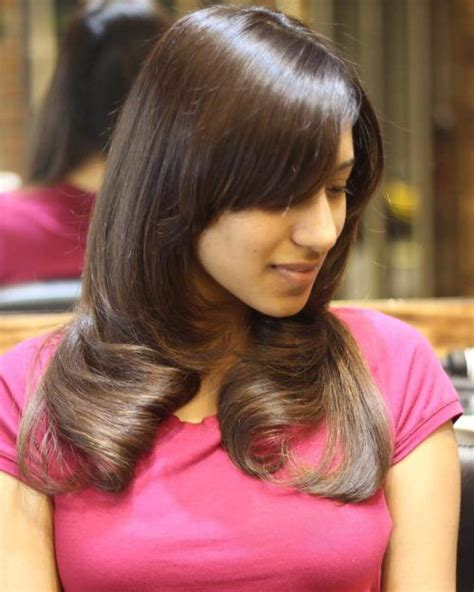 indian hairstyles with bangs 50 best images about south indian hairstyles for cool