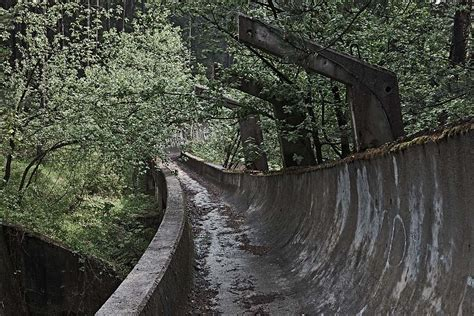 abandoned site eerie photos of abandoned winter olympics venues myfox8 com