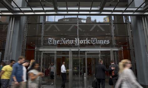 sede new york times el new york times toma parte en la lucha contra los