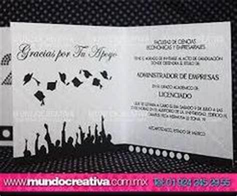 invitacion de graduacion en espanol 1000 images about invitaciones para graduaci 243 n on