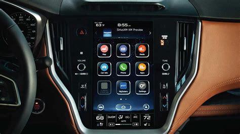 Subaru Legacy 2020 Interior by 2020 Subaru Legacy Looks Predictable Features Lots More