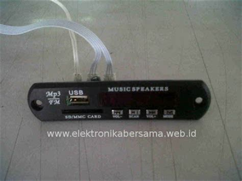Tang Jepit Kabel Bt 1153 ku cara merakit modul audio usb mp3 player