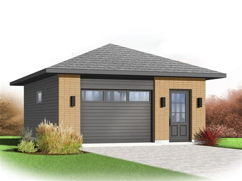 single car garages the garage plan shop blog 187 one car garage plans