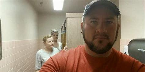 selfies bathroom transgender activists protest bathroom laws with