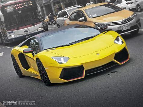 yellow lamborghini aventador yellow lamborghini aventador pirelli edition snapped in