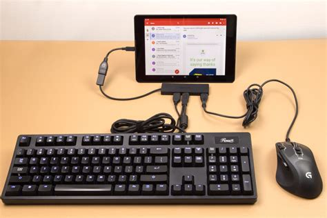Keyboard Usb Android easy ways to connect a mouse or keyboard to any android device