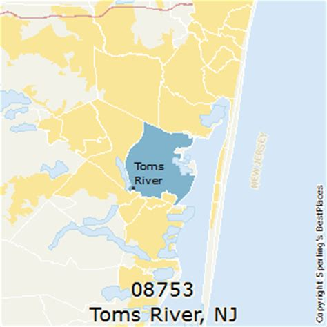 Toms River Detox Nj by Best Places To Live In Toms River Zip 08753 New Jersey