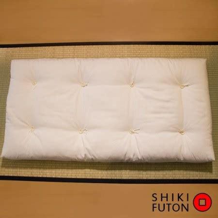 futon bio futon bio pour enfant shiki futon