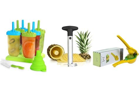 7 Gadgets For A Healthy Kitchen by 8 Actually Useful Must Summer Kitchen Gadgets